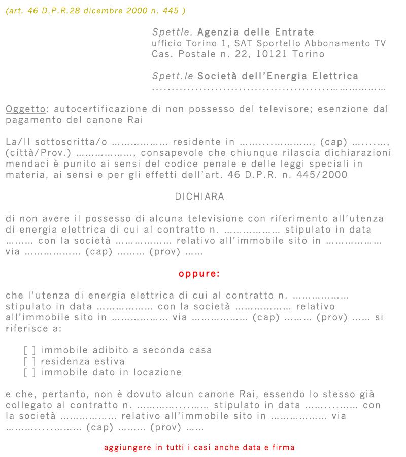 Canone rai riforma e nuove regole 2016 irogpress - Abbonamento rai pagamento ...