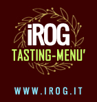 iROG TASTING MENU - www.irog.it