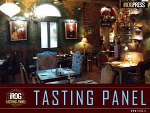 iROG TASTING PANEL - Firenze, Trattoria NERONE - Taster Panel: Claudio Gori (redazione@irog.it)