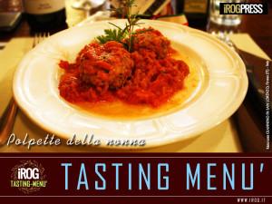 iROG TASTING MENU - Ristorante GIANNINO IN SAN LORENZO, Firenze - Taster Menù: Claudio Gori (redazione@irog.it)