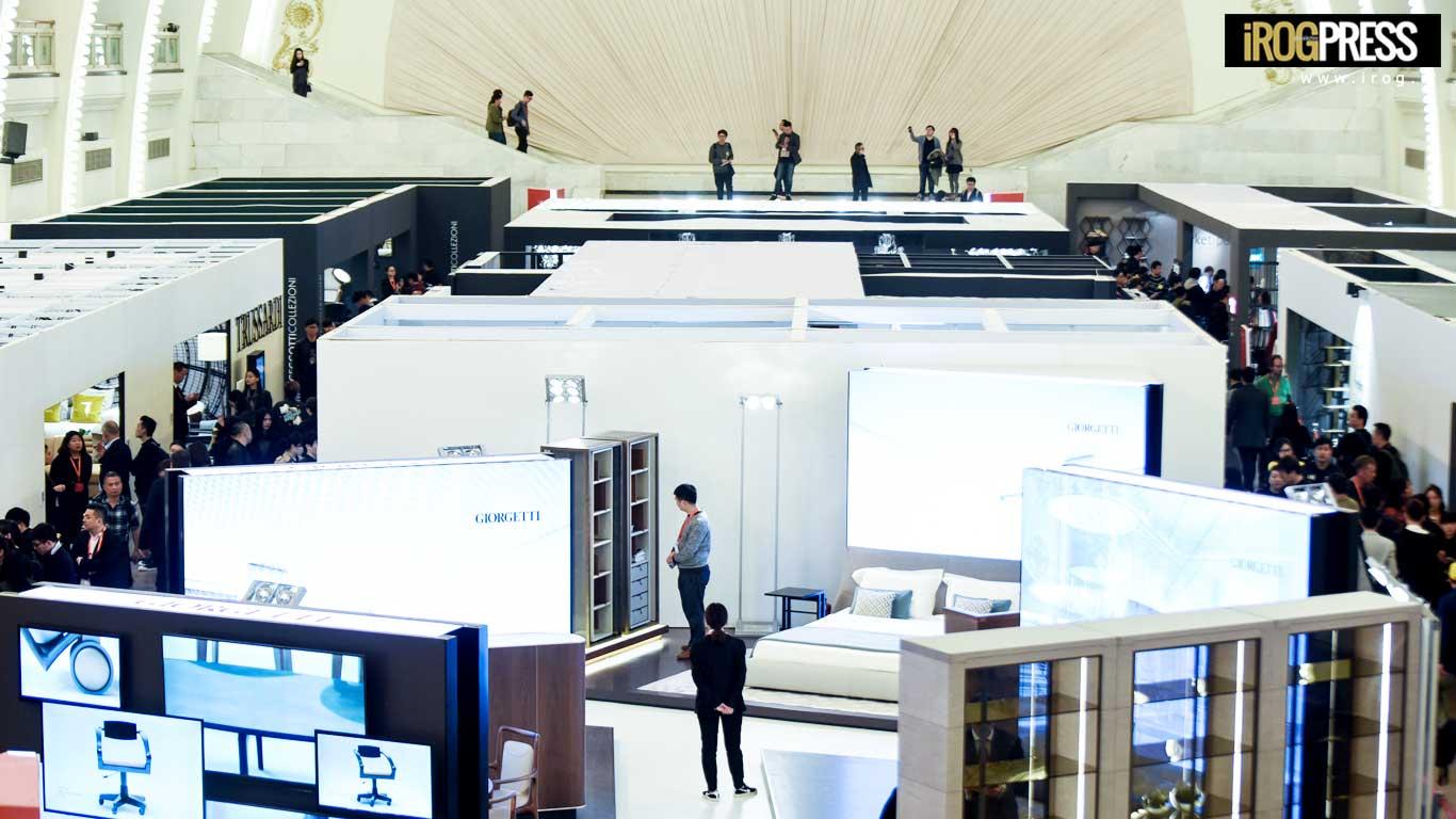 Salone del mobile milano shanghai un debutto atteso e for Mobile milano